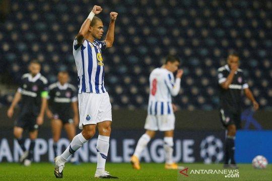 Porto tanpa Pepe hadapi Marseille