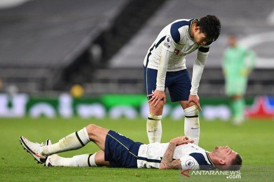 Tottenham terancam kehilangan Toby Alderweireld hingga empat pekan