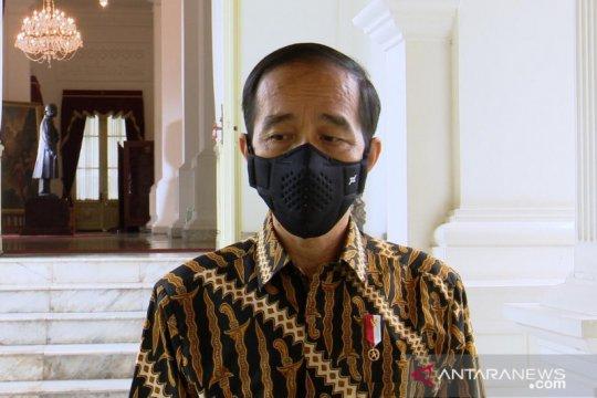 Presiden tegaskan pemerintah hormati proses hukum di KPK