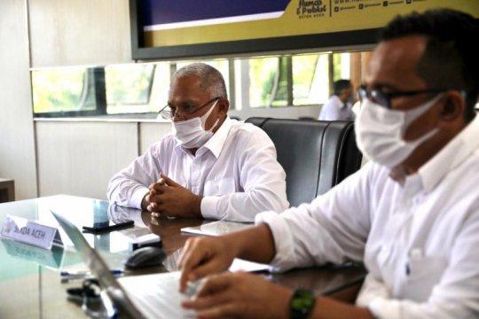 Kepsek dan guru se-Aceh diberi panduan Gerakan Masker Sekolah