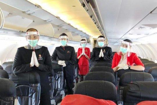 """AirAsia Indonesia raih peringkat terbaik COVID-19 """"Health Ratings"""""""