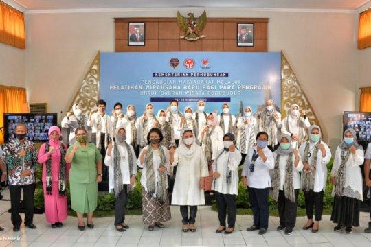 Kemenhub - Dekranas beri pelatihan kewirausahaan digital di Yogyakarta