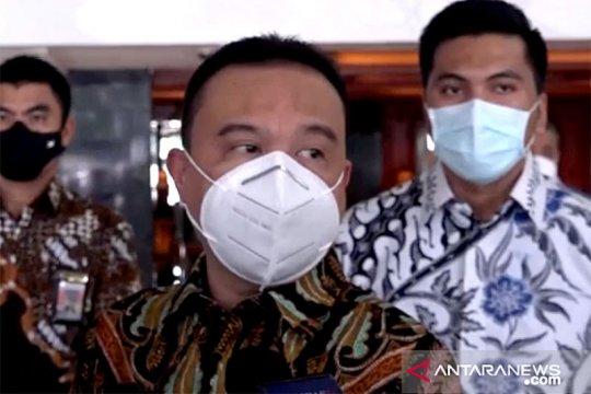 Gerindra lapor ke Prabowo Subianto soal Edhy Prabowo ditangkap KPK