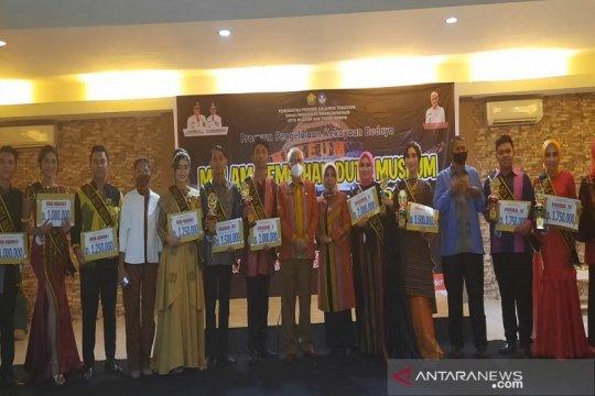 Dua remaja putra-putri Kendari terpilih jadi Duta Museum Sultra 2020