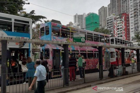Tempat hiburan di Hong Kong tutup tujuh hari