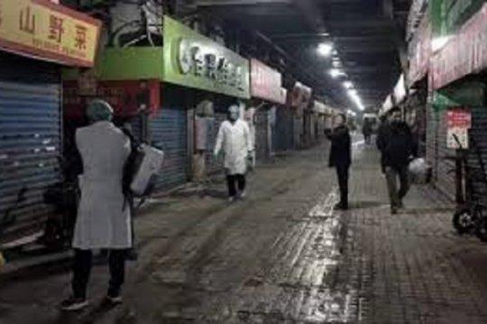 Epidemiolog China ungkap pertentangan penutupan Pasar Huanan Wuhan