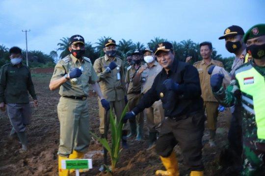 Ventilator dan 100 ribu masker disalurkan untuk Kabupaten Natuna