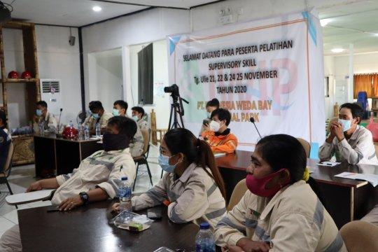 PT IWIP angkat pekerja tetap untuk implementasikan UU Cipta Kerja