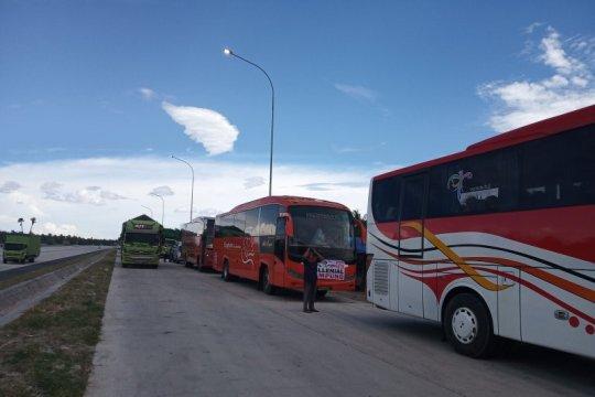 Kemenhub: Tol Trans Sumatera tingkatkan peluang pasar bus AKAP