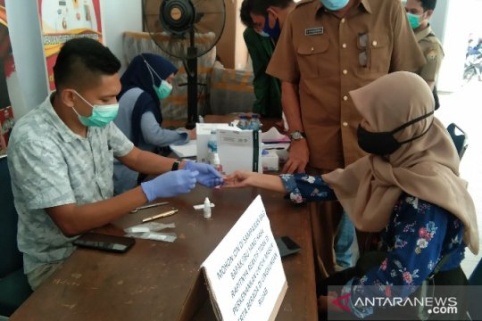 Pasien sembuh dari COVID-19 di Sultra tambah 65 menjadi 4.834 orang