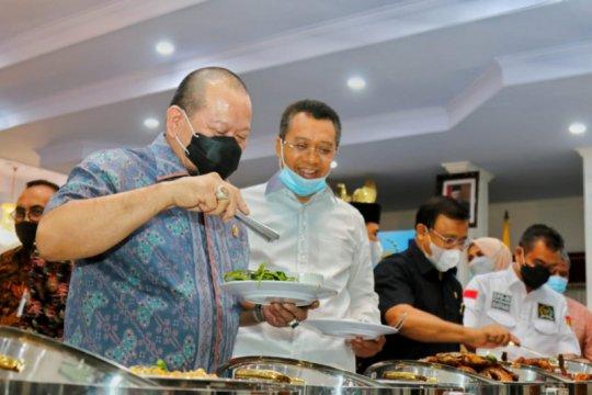 Ketua DPD sebut Sirkuit Mandalika bisa ubah wajah NTB dan Indonesia