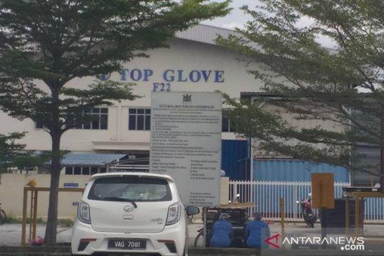 Malaysia akan tuntut Top Glove karena beri buruh asrama tak layak huni