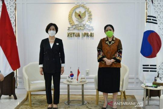 DPR dukung penguatan kerja sama Indonesia-Korsel