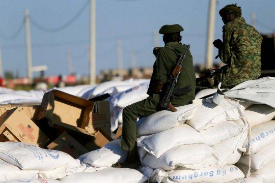 Pemberontak ajukan 8 syarat untuk negosiasi damai dengan Ethiopia