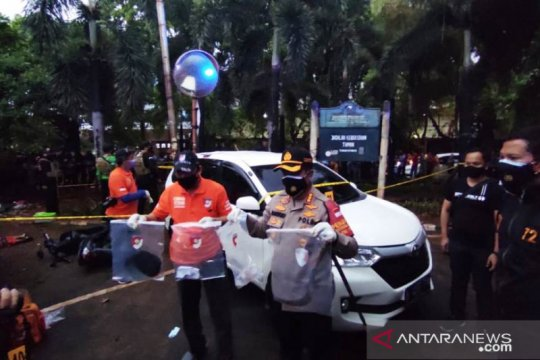 Pelaku penikaman pengemudi ojek di Jakarta Utara dua orang