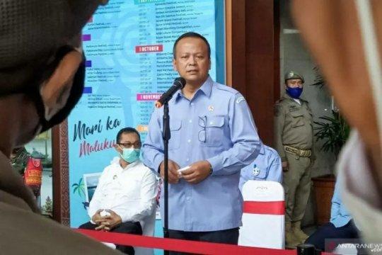 Ngabalin ceritakan proses OTT KPK terhadap Edhy Prabowo di Soetta