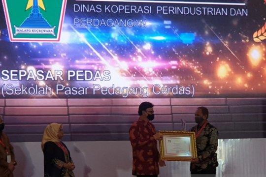 """""""Sepasar Pedas"""" Kota Malang raih penghargaan Inovasi Pelayanan Publik"""