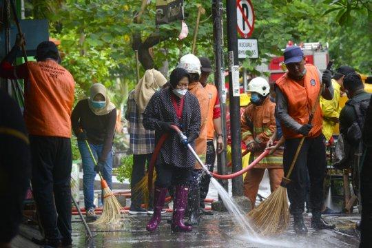 "Surabaya bangun ""bozem"" di Putat Jaya untuk cegah banjir"