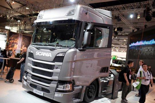 Scania resmi beli perusahaan truk di China