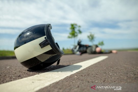 Pemotor di Jaktim jadi korban tabrak lari pengemudi TransJakarta