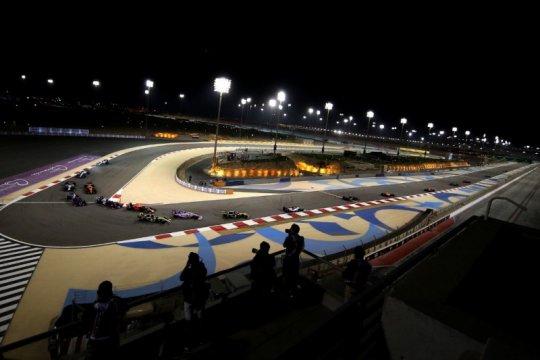Jelang GP Bahrain, Hamilton ingin sapu bersih kemenangan di sisa musim