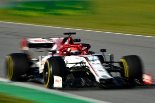 Kubica gantikan Raikkonen di FP1 Grand Prix Bahrain