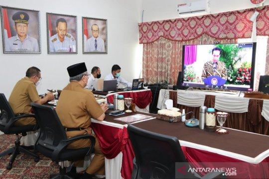Ketua Satgas COVID-19: Presiden arahkan tidak boleh kendor