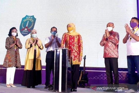 "Gubernur Jawa Timur resmikan ""rebranding"" SMA Trimurti"