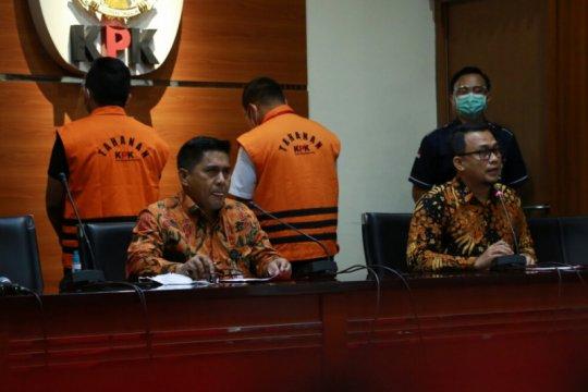Konstruksi perkara stafsus dan sespri Edhy Prabowo