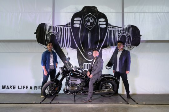 BMW R 18 First Edition siap mengaspal di Indonesia
