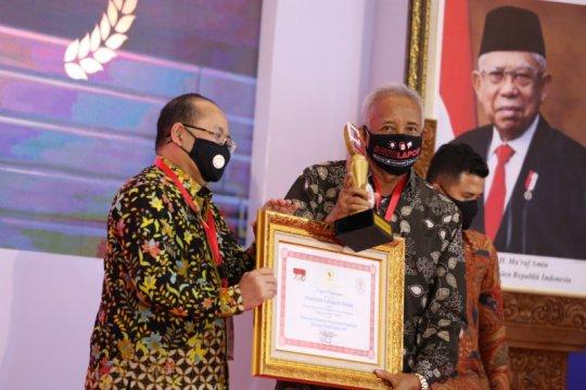 Sleman raih penghargaan pengelola pengaduan pelayanan publik terbaik
