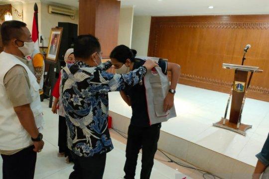 Wali Kota Jakpus lantik relawan gerakan anti COVID-19