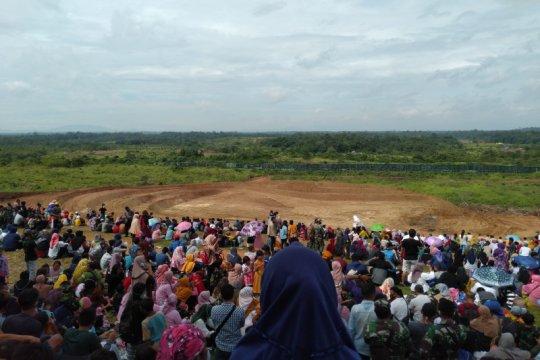 Puncak latihan tempur TNI AD libatkan 3.123 personel