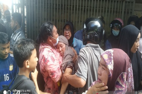 Kapolresta Jayapura: Kebakaran di APO Kali akibat tabung gas bocor