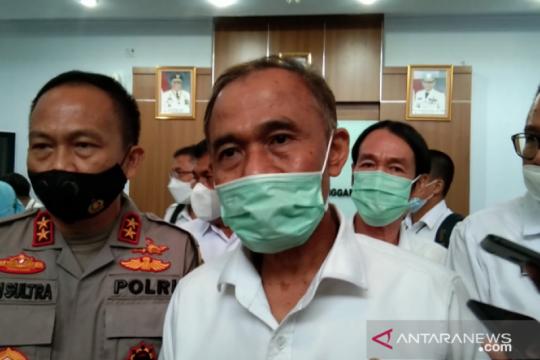 Kepala BNN konsolidasi penanganan narkoba di Sulawesi Tenggara
