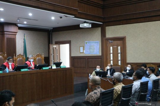 Saksi dijanjikan imbalan karena urus surat  terkait Djoko Tjandra