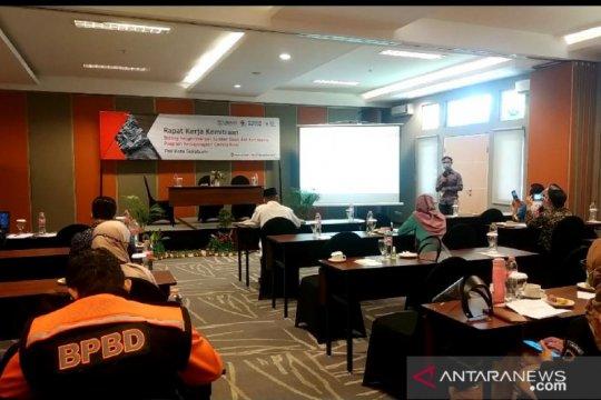 PMI Kota Sukabumi kenalkan rumah aman gempa
