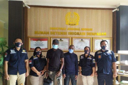 Kemenkumham Bali deportasi empat WNA