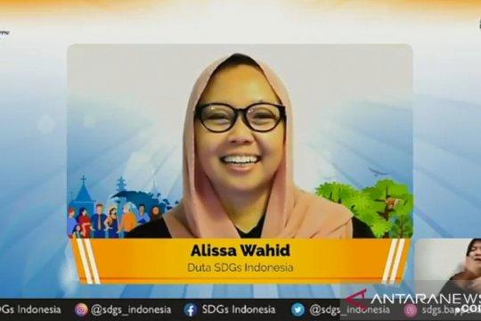 Alissa Wahid: Tujuan ke-16 SDGs masih jadi pekerjaan global