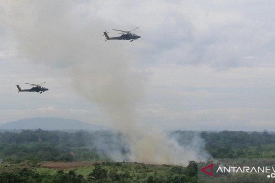 TNI AD usulkan beli helikopter Osprey dan Black Hawk