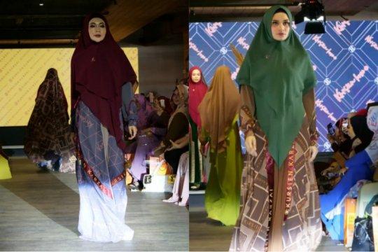 Intip koleksi busana syar'i baru Kursein Karzai