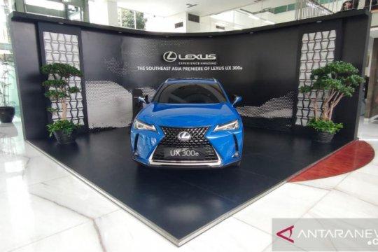 Membedah tampilan hingga fitur-fitur baru di Lexus UX 300e