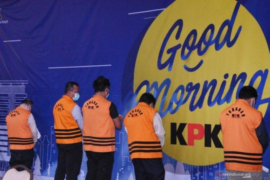Dua tersangka dalam kasus Edhy Prabowo serahkan diri ke KPK