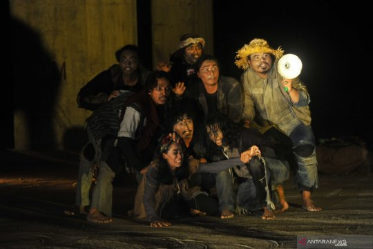 Pekan Teater Sumatera 2020