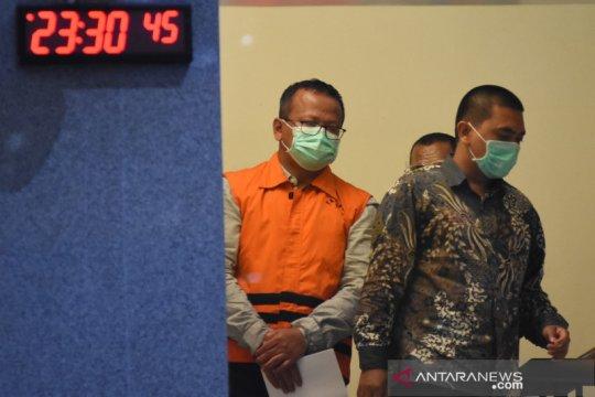 Edhy Prabowo tersangka, Luhut jabat Menteri KKP ad interim
