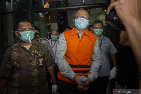 Hukum sepekan, OTT Edhy Prabowo hingga teror di Sigi