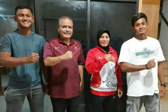 Tiga atlet dayung Aceh dipanggil ikut seleksi SEA Games