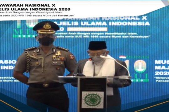 Ketua Umum sebut MUI tetap jadikan Islam moderat arus utama