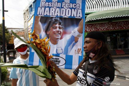 Bambang Nurdiansyah: sikap tak pernah puas Maradona harus ditiru