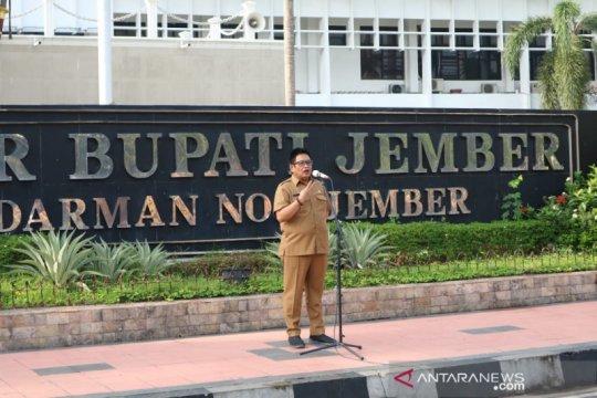 Plt Bupati Jember beri sanksi tiga camat tidak netral dalam pilkada